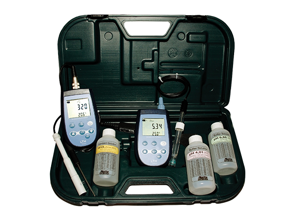 Portable pH & Redox (ORP) Kit