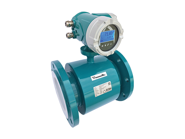Electromagnetic Flowmeter for Fiscal and Custody Transfer