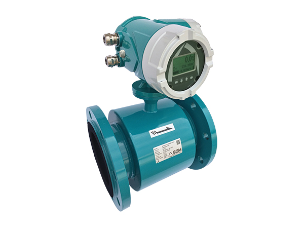 Battery Powered Electromagnetic Flowmeter