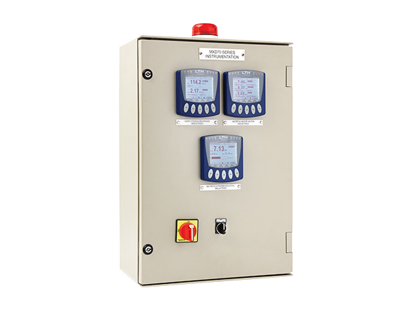 Bespoke Liquid Measurement Control Panels