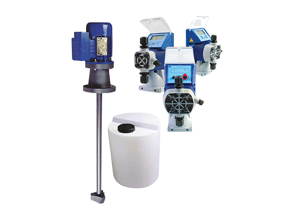 Analogue & Digital Control Dosing Pumps