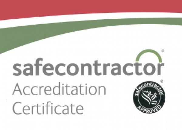 LTH Awarded Safecontractor Accreditation