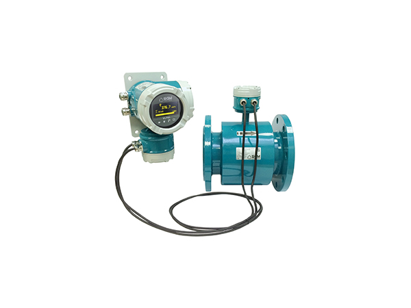 Electromagnetic Flowmeter for Industrial Process Applications